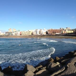 Panorama - Las Palmas Strand