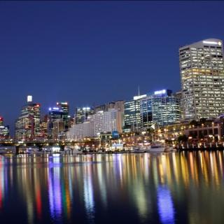 Sydney Langzeitbelichtung
